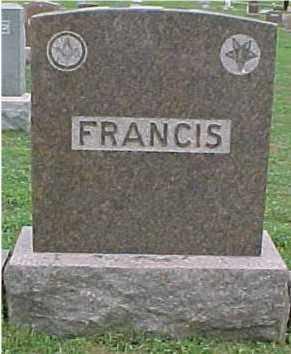 CATCHPOLE FRANCIS, DOROTHY - Johnson County, Nebraska | DOROTHY CATCHPOLE FRANCIS - Nebraska Gravestone Photos