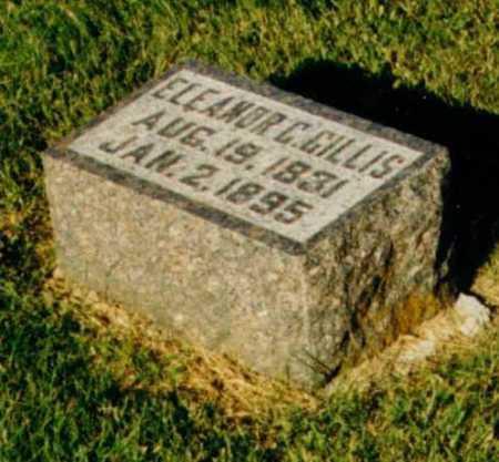HOWARD GILLIS, ELEANOR C. - Johnson County, Nebraska   ELEANOR C. HOWARD GILLIS - Nebraska Gravestone Photos