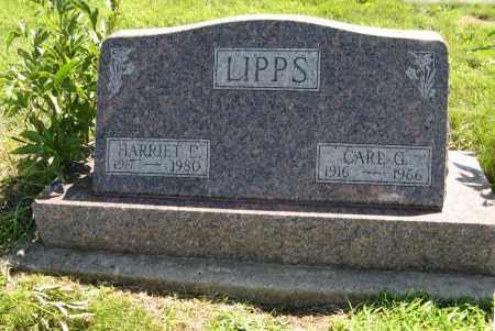 LIPPS, CARL G. - Johnson County, Nebraska | CARL G. LIPPS - Nebraska Gravestone Photos