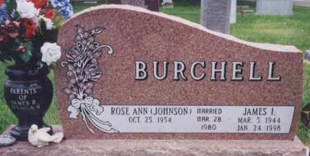 BURCHELL, JAMES I - Kearney County, Nebraska | JAMES I BURCHELL - Nebraska Gravestone Photos