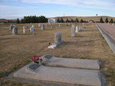 *BRULE CEMETERY, VIEW OF - Keith County, Nebraska | VIEW OF *BRULE CEMETERY - Nebraska Gravestone Photos