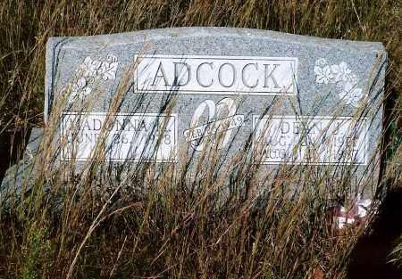 ADCOCK, DEAN J. - Keya Paha County, Nebraska | DEAN J. ADCOCK - Nebraska Gravestone Photos
