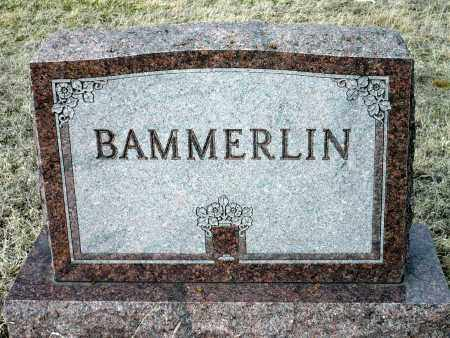 BAMMERLIN, FAMILY - Keya Paha County, Nebraska | FAMILY BAMMERLIN - Nebraska Gravestone Photos