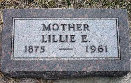 BAMMERLIN, LILLIE E. - Keya Paha County, Nebraska | LILLIE E. BAMMERLIN - Nebraska Gravestone Photos