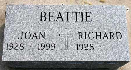 BEATTIE, RICHARD - Keya Paha County, Nebraska | RICHARD BEATTIE - Nebraska Gravestone Photos