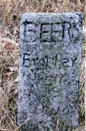 BEERS, BROTHER - Keya Paha County, Nebraska | BROTHER BEERS - Nebraska Gravestone Photos