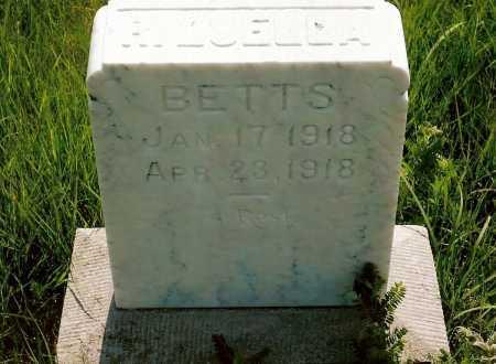 BETTS, H. LUELLA - Keya Paha County, Nebraska   H. LUELLA BETTS - Nebraska Gravestone Photos
