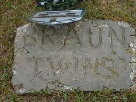 BRAUN, TWINS - Keya Paha County, Nebraska | TWINS BRAUN - Nebraska Gravestone Photos