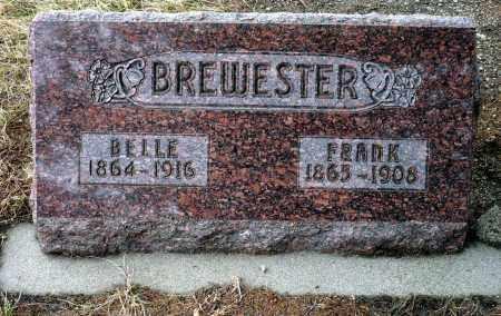 PULVER BREWESTER, BELLE - Keya Paha County, Nebraska | BELLE PULVER BREWESTER - Nebraska Gravestone Photos