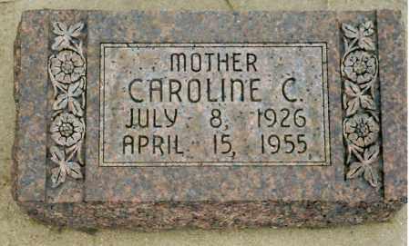 BOTHWELL CARR, CAROLINE C. - Keya Paha County, Nebraska | CAROLINE C. BOTHWELL CARR - Nebraska Gravestone Photos