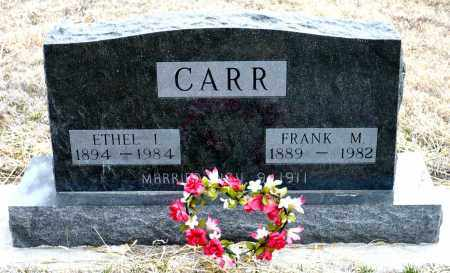 CARR, FRANK M. - Keya Paha County, Nebraska | FRANK M. CARR - Nebraska Gravestone Photos