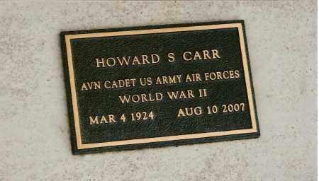 CARR, HOWARD S. - Keya Paha County, Nebraska | HOWARD S. CARR - Nebraska Gravestone Photos