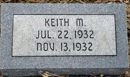 CARR, KEITH M. - Keya Paha County, Nebraska   KEITH M. CARR - Nebraska Gravestone Photos