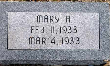 CARR, MARY A. - Keya Paha County, Nebraska | MARY A. CARR - Nebraska Gravestone Photos