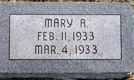 CARR, MARY A. - Keya Paha County, Nebraska | MARY A. CARR - Nebraska Gravestone Photos