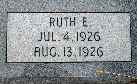 CARR, RUTH E. - Keya Paha County, Nebraska   RUTH E. CARR - Nebraska Gravestone Photos