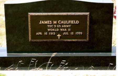 CAULFIELD, JAMES M. - Keya Paha County, Nebraska | JAMES M. CAULFIELD - Nebraska Gravestone Photos