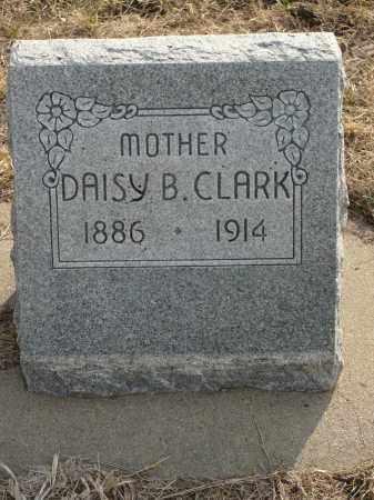 CLARK, DAISY B. - Keya Paha County, Nebraska | DAISY B. CLARK - Nebraska Gravestone Photos