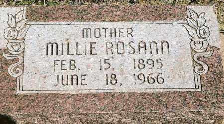 EGELHOFF CLARK, MILLIE ROSEANN - Keya Paha County, Nebraska | MILLIE ROSEANN EGELHOFF CLARK - Nebraska Gravestone Photos