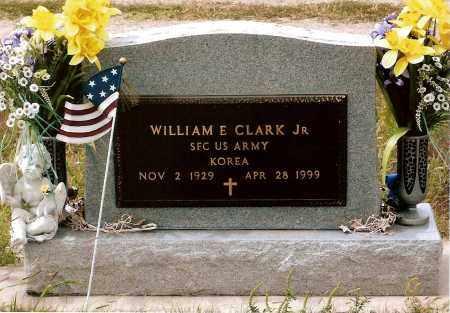 CLARK, WILLIAM E. JR. - Keya Paha County, Nebraska | WILLIAM E. JR. CLARK - Nebraska Gravestone Photos