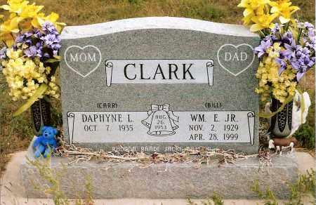 CLARK, WILLIAM E. JR. (BILL) - Keya Paha County, Nebraska | WILLIAM E. JR. (BILL) CLARK - Nebraska Gravestone Photos