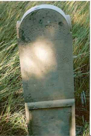 CONWAY, RUN E. - Keya Paha County, Nebraska | RUN E. CONWAY - Nebraska Gravestone Photos