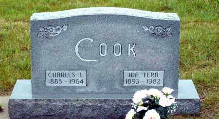 COOK, IDA FERN - Keya Paha County, Nebraska | IDA FERN COOK - Nebraska Gravestone Photos
