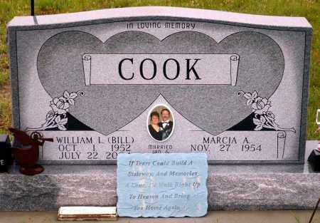 "COOK, WILLIAM L. ""BILL"" - Keya Paha County, Nebraska | WILLIAM L. ""BILL"" COOK - Nebraska Gravestone Photos"