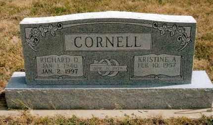 CORNELL, RICHARD D. - Keya Paha County, Nebraska   RICHARD D. CORNELL - Nebraska Gravestone Photos