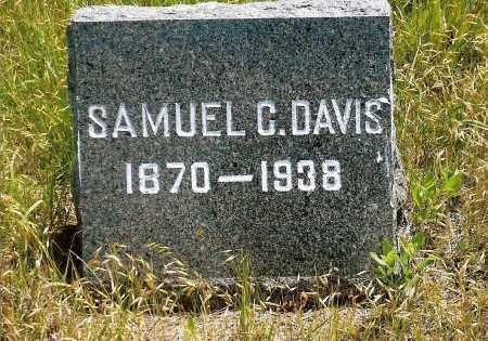 DAVIS, SAMUEL - Keya Paha County, Nebraska | SAMUEL DAVIS - Nebraska Gravestone Photos