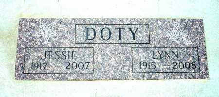 DOTY, JESSIE - Keya Paha County, Nebraska | JESSIE DOTY - Nebraska Gravestone Photos
