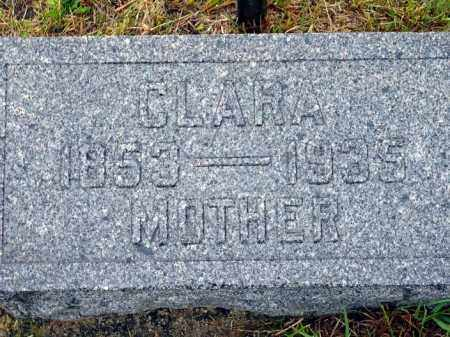 DUBEL, CLARA - Keya Paha County, Nebraska | CLARA DUBEL - Nebraska Gravestone Photos