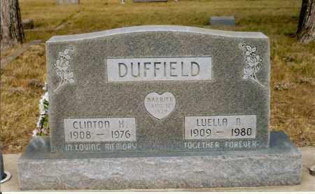 DUFFIELD, CLINTON H. - Keya Paha County, Nebraska | CLINTON H. DUFFIELD - Nebraska Gravestone Photos