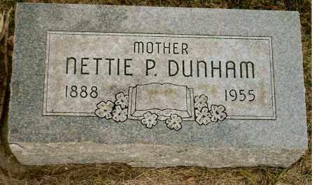 CARR DUNHAM, NETTIE P. - Keya Paha County, Nebraska | NETTIE P. CARR DUNHAM - Nebraska Gravestone Photos