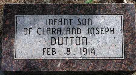 DUTTON, INFANT SON - Keya Paha County, Nebraska | INFANT SON DUTTON - Nebraska Gravestone Photos