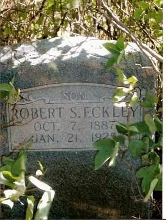 ECKLEY, ROBERT S. - Keya Paha County, Nebraska | ROBERT S. ECKLEY - Nebraska Gravestone Photos