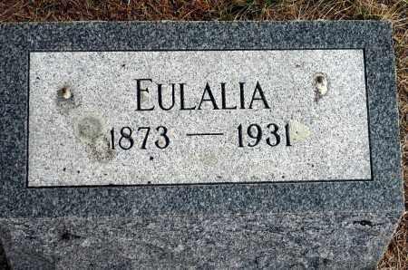 EDWARDS, EULALIA - Keya Paha County, Nebraska | EULALIA EDWARDS - Nebraska Gravestone Photos