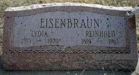 EISENBRAUN, LYDIA - Keya Paha County, Nebraska | LYDIA EISENBRAUN - Nebraska Gravestone Photos