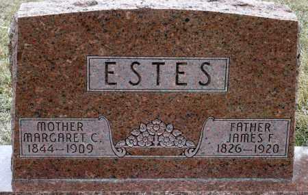 ESTES, MARGARET C. - Keya Paha County, Nebraska | MARGARET C. ESTES - Nebraska Gravestone Photos