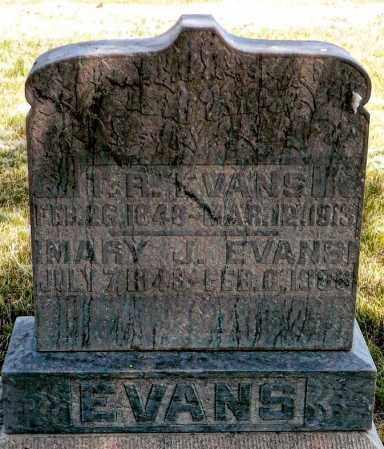 EVANS, THOMAS R. - Keya Paha County, Nebraska | THOMAS R. EVANS - Nebraska Gravestone Photos