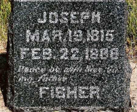 FISHER, JOSEPH - Keya Paha County, Nebraska | JOSEPH FISHER - Nebraska Gravestone Photos
