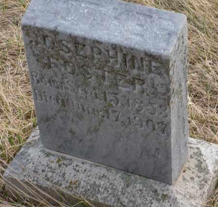 FOSTER, JOSEPHINE - Keya Paha County, Nebraska | JOSEPHINE FOSTER - Nebraska Gravestone Photos