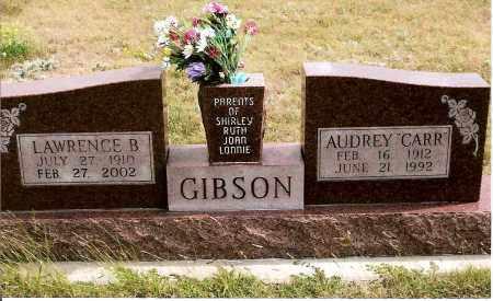 GIBSON, AUDREY B. - Keya Paha County, Nebraska | AUDREY B. GIBSON - Nebraska Gravestone Photos
