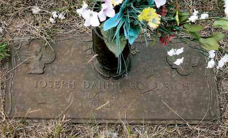 GOODRICH, JOSEPH DANIEL - Keya Paha County, Nebraska   JOSEPH DANIEL GOODRICH - Nebraska Gravestone Photos