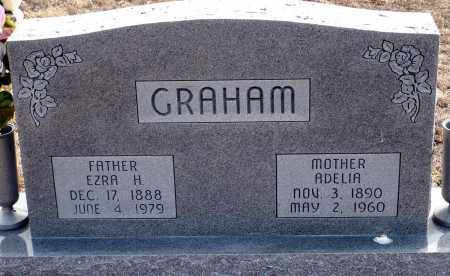 GRAHAM, ADELIA - Keya Paha County, Nebraska | ADELIA GRAHAM - Nebraska Gravestone Photos