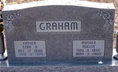 MCCOID GRAHAM, ADELIA - Keya Paha County, Nebraska | ADELIA MCCOID GRAHAM - Nebraska Gravestone Photos