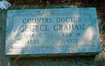 GRAHAM, GEORGE - Keya Paha County, Nebraska | GEORGE GRAHAM - Nebraska Gravestone Photos