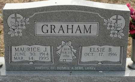 GRAHAM, ELSIE B. - Keya Paha County, Nebraska | ELSIE B. GRAHAM - Nebraska Gravestone Photos