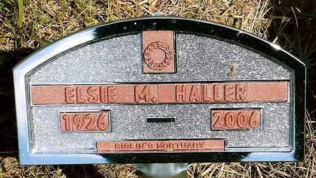 HALLER, ELSIE M. - Keya Paha County, Nebraska | ELSIE M. HALLER - Nebraska Gravestone Photos