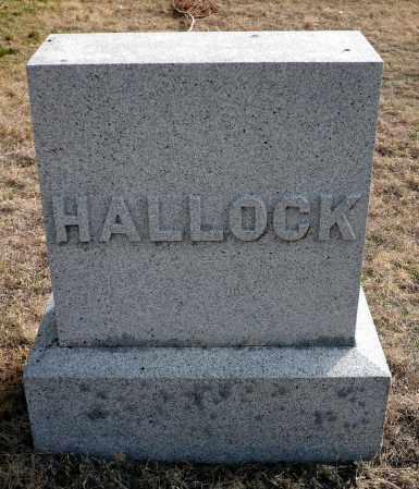 HALLOCK, FAMILY - Keya Paha County, Nebraska   FAMILY HALLOCK - Nebraska Gravestone Photos